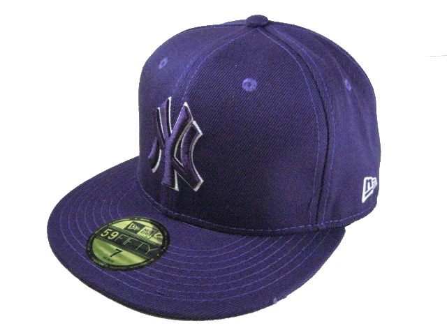 New York Yankees MLB Fitted Hat LX17
