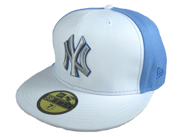 New York Yankees MLB Fitted Hat LX19