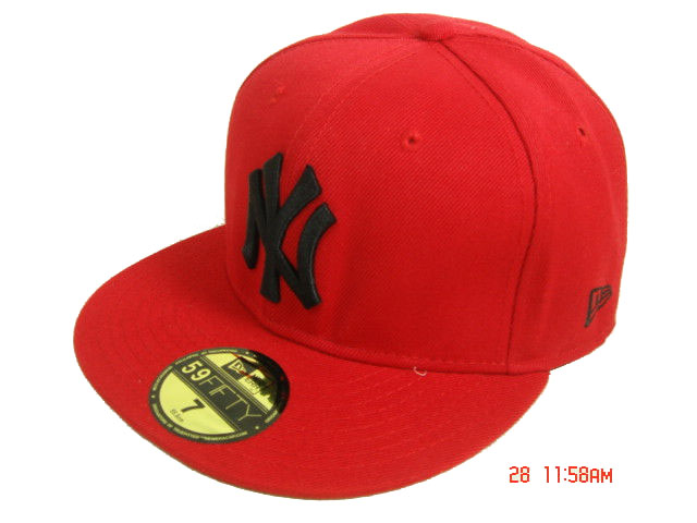 New York Yankees MLB Fitted Hat LX23