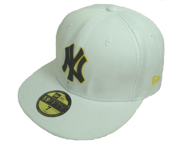 New York Yankees MLB Fitted Hat LX24