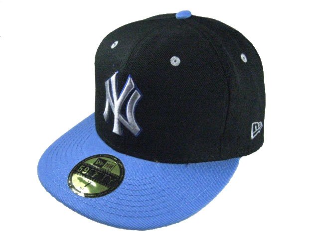 New York Yankees MLB Fitted Hat LX29