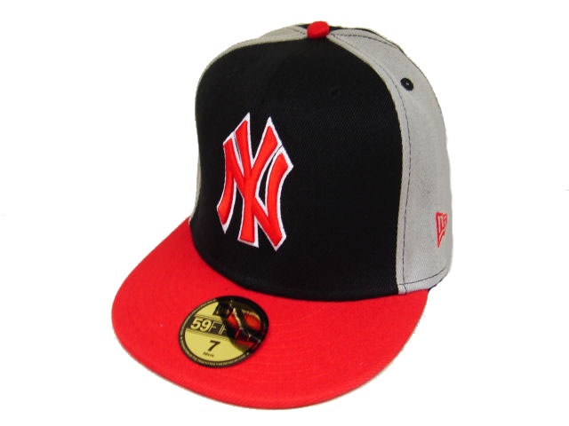 New York Yankees MLB Fitted Hat LX30