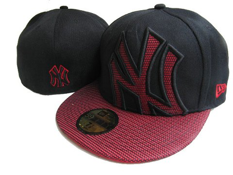 New York Yankees MLB Fitted Hat LX34