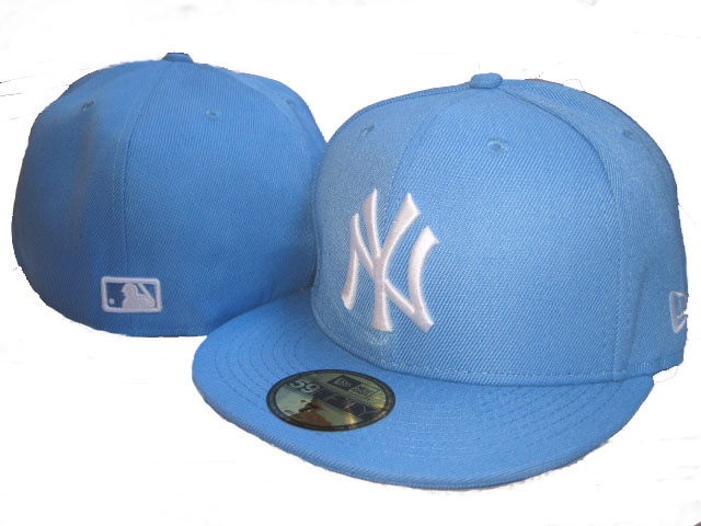 New York Yankees MLB Fitted Hat LX35