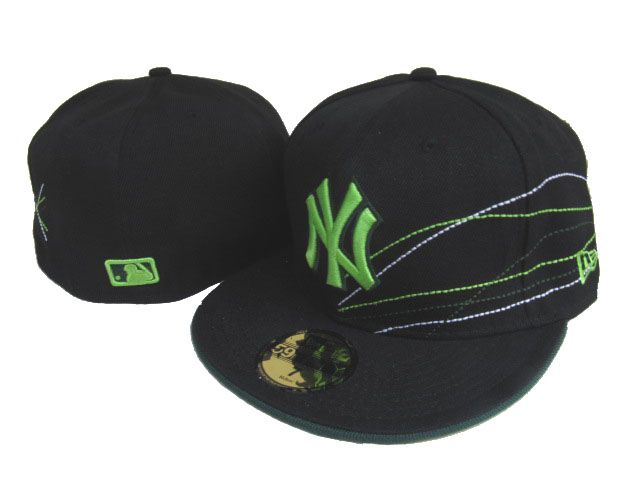 New York Yankees MLB Fitted Hat LX36