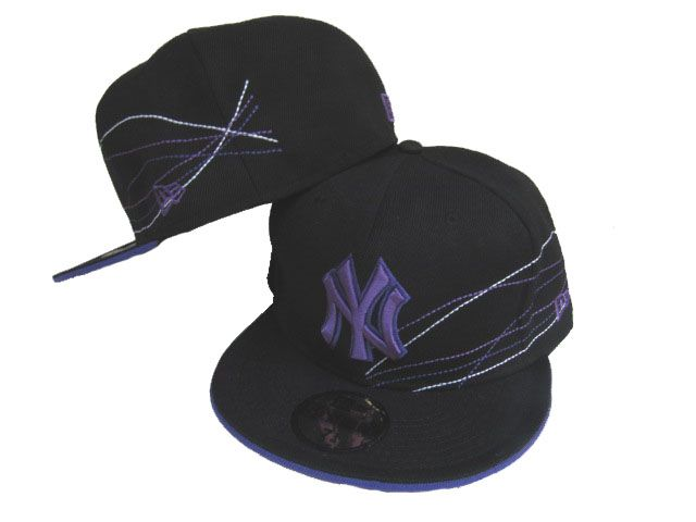New York Yankees MLB Fitted Hat LX42