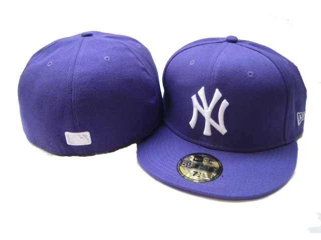 New York Yankees MLB Fitted Hat LX44