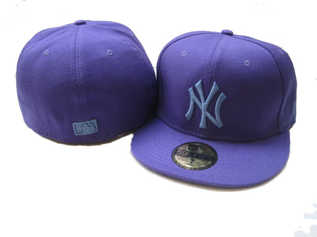 New York Yankees MLB Fitted Hat LX45