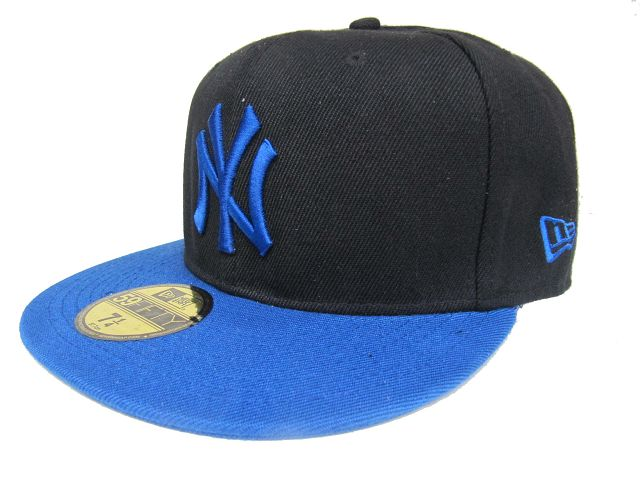New York Yankees MLB Fitted Hat LX49