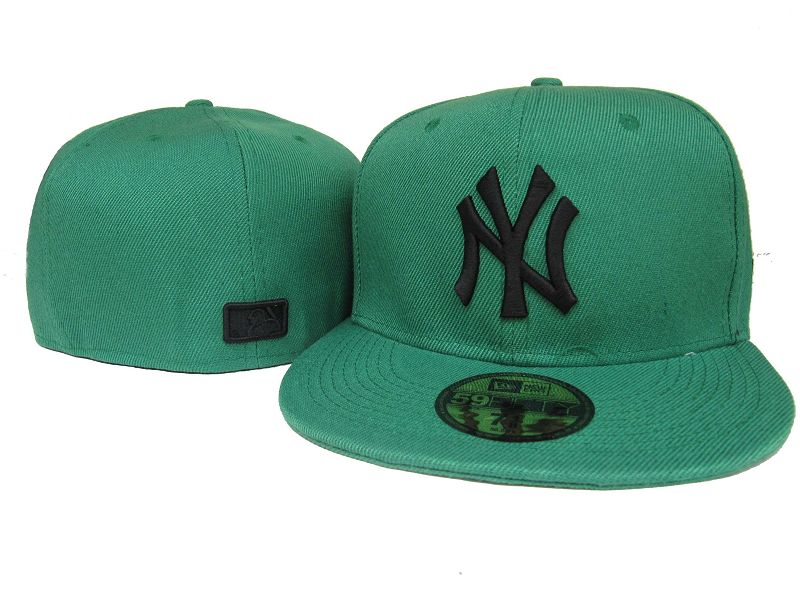 New York Yankees MLB Fitted Hat LX50