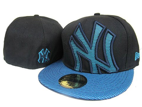 New York Yankees MLB Fitted Hat LX51