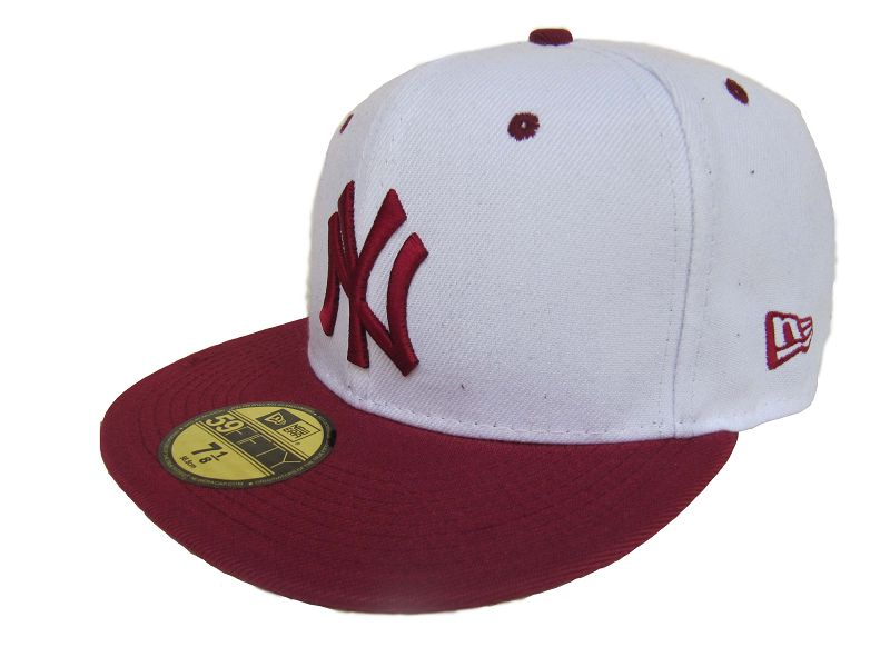 New York Yankees MLB Fitted Hat LX52