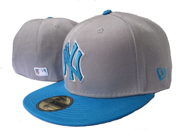 New York Yankees MLB Fitted Hat LX53