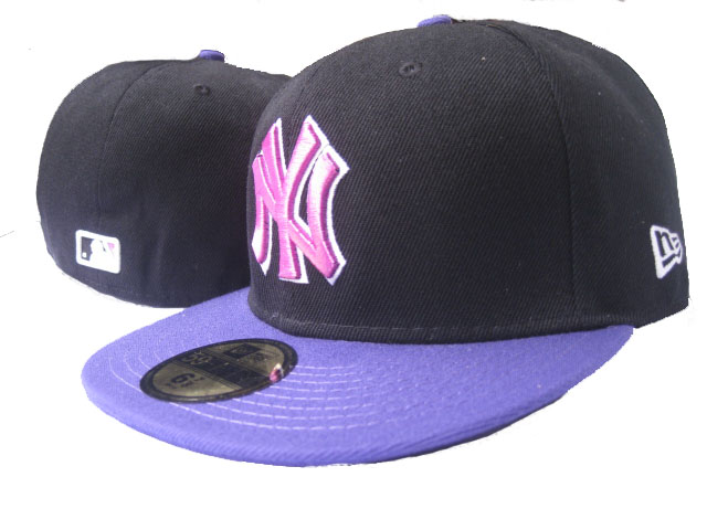 New York Yankees MLB Fitted Hat LX54