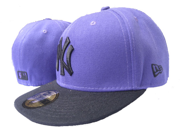 New York Yankees MLB Fitted Hat LX56