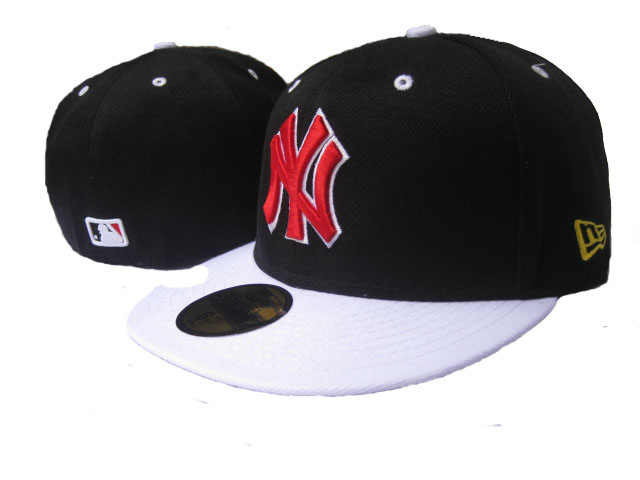 New York Yankees MLB Fitted Hat LX57
