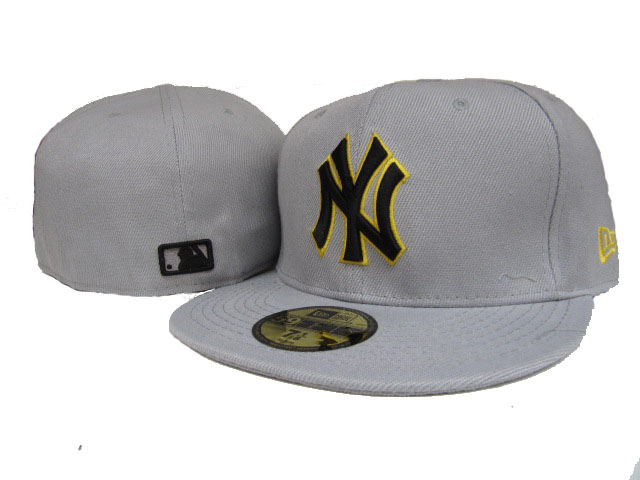 New York Yankees MLB Fitted Hat LX59