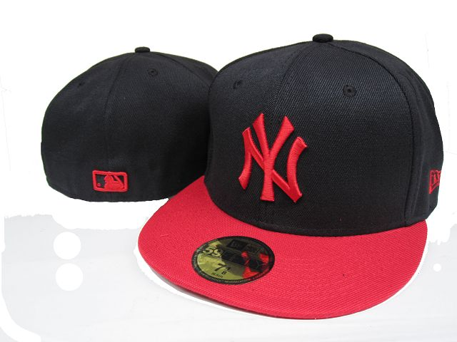 New York Yankees MLB Fitted Hat LX60