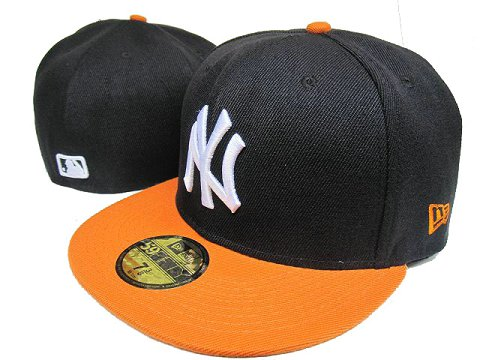 New York Yankees MLB Fitted Hat LX61