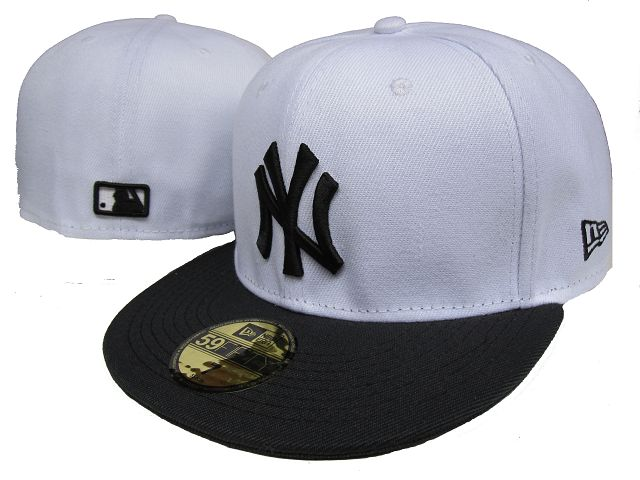 New York Yankees MLB Fitted Hat LX62