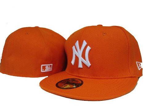 New York Yankees MLB Fitted Hat LX63