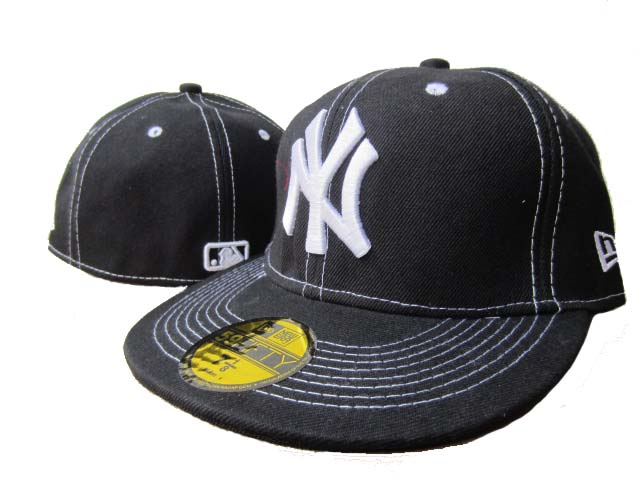 New York Yankees MLB Fitted Hat LX66