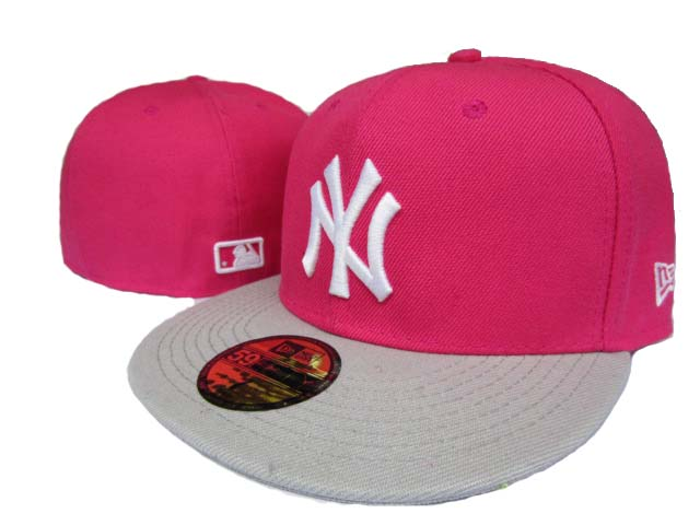 New York Yankees MLB Fitted Hat LX67