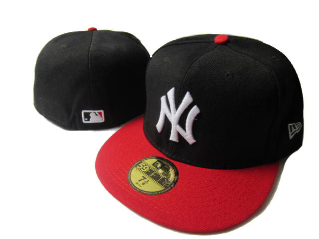 New York Yankees MLB Fitted Hat LX68