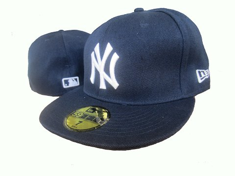 New York Yankees MLB Fitted Hat LX69