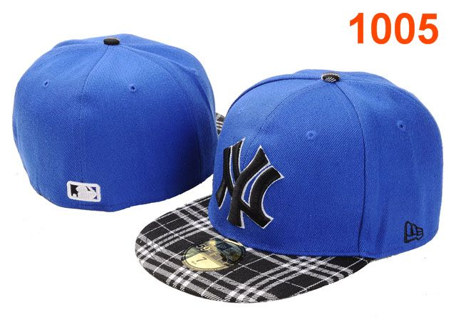 New York Yankees MLB Fitted Hat PT01