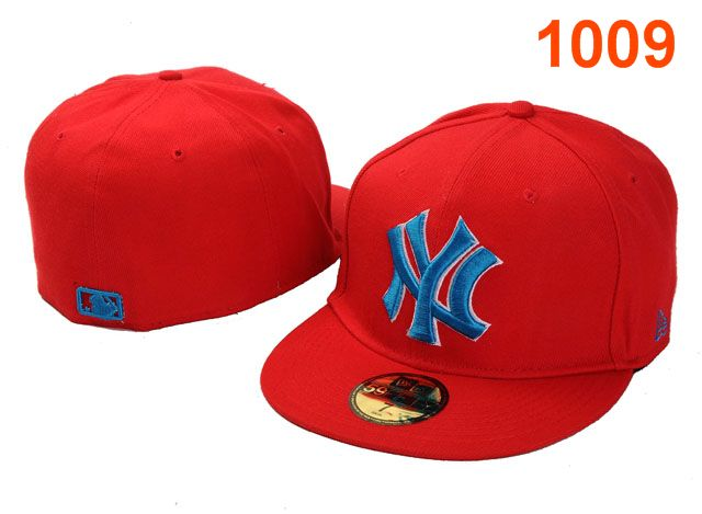 New York Yankees MLB Fitted Hat PT03
