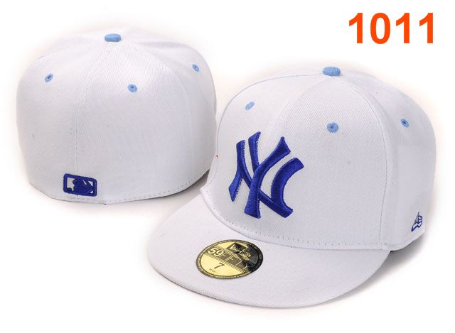 New York Yankees MLB Fitted Hat PT04