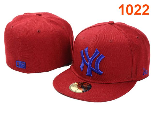 New York Yankees MLB Fitted Hat PT10