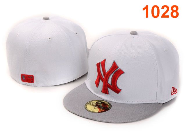 New York Yankees MLB Fitted Hat PT13