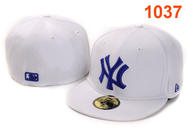 New York Yankees MLB Fitted Hat PT16