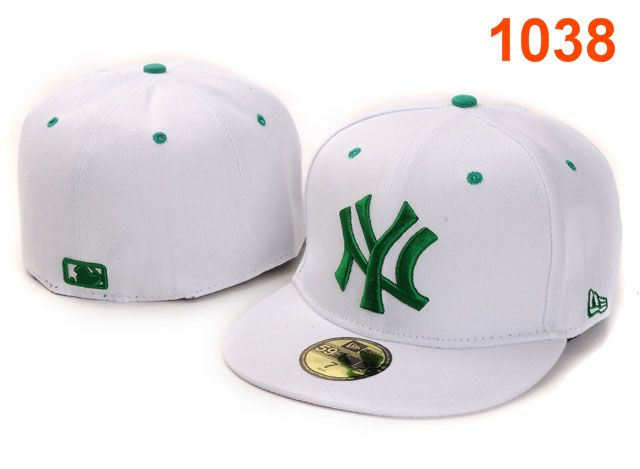 New York Yankees MLB Fitted Hat PT17