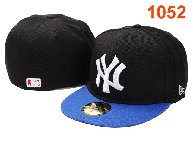 New York Yankees MLB Fitted Hat PT23