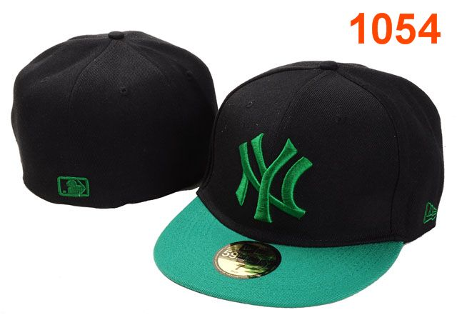 New York Yankees MLB Fitted Hat PT25