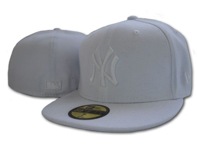 New York Yankees MLB Fitted Hat SF03