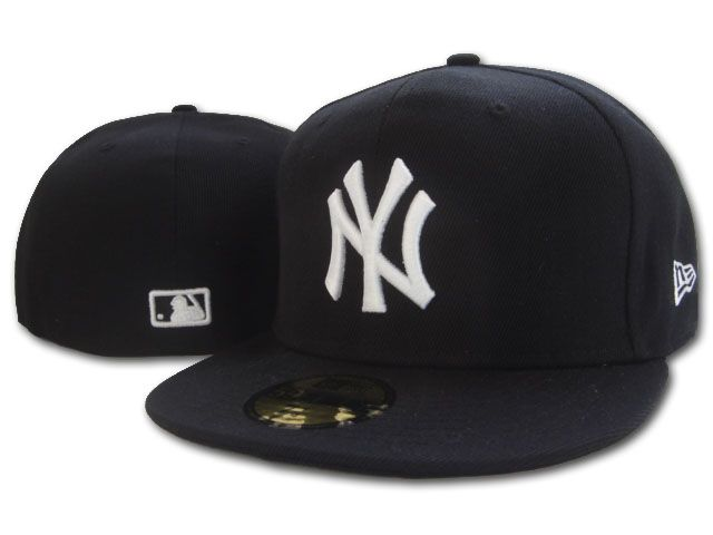 New York Yankees MLB Fitted Hat SF04