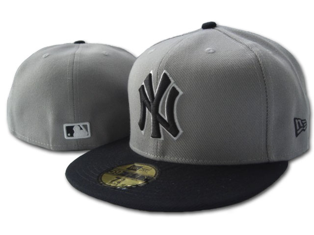 New York Yankees MLB Fitted Hat SF07