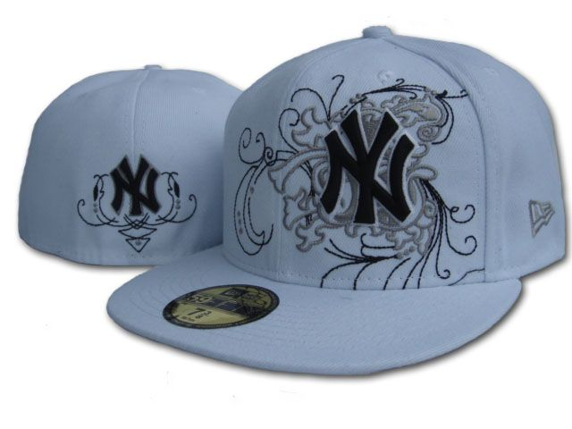 New York Yankees MLB Fitted Hat SF08