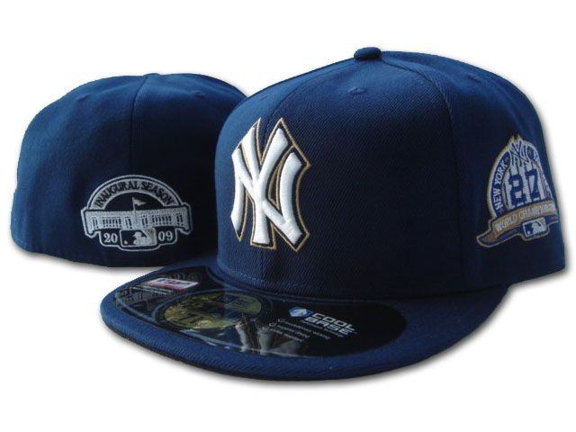 New York Yankees MLB Fitted Hat SF10