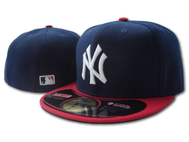New York Yankees MLB Fitted Hat SF11
