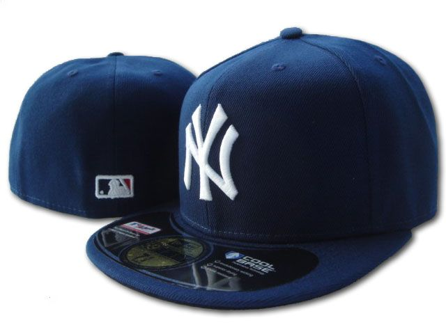 New York Yankees MLB Fitted Hat SF12
