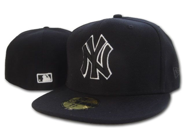 New York Yankees MLB Fitted Hat SF13
