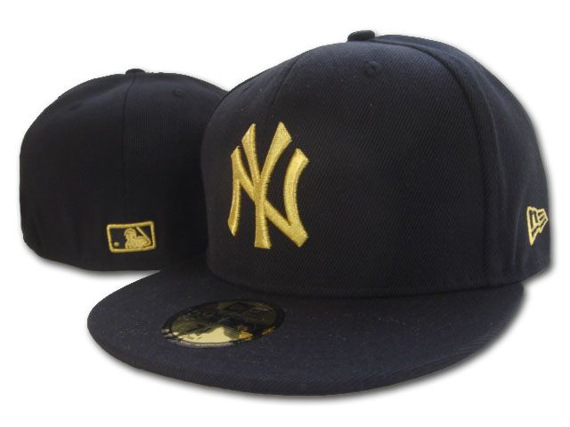 New York Yankees MLB Fitted Hat SF14