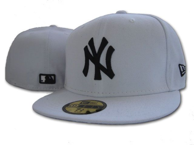 New York Yankees MLB Fitted Hat SF15