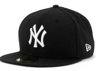 New York Yankees MLB Fitted Hat SF16