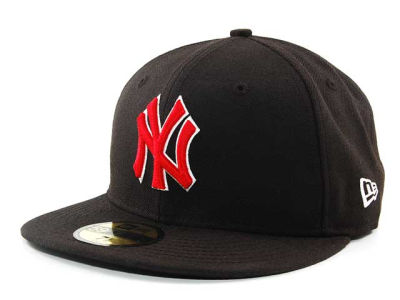 New York Yankees MLB Fitted Hat SF17